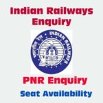 IRCTC PNR Status Latest Varsion