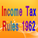Info on Income Tax Rules 1962