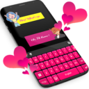 Pink Keyboard For WhatsApp  Download For Android