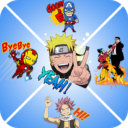 Anime Stickers for WhatsApp – (WAStickerApps)  Download For Android