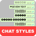 Chat Styles: Cool Font & Stylish Text for WhatsApp  Download For Android