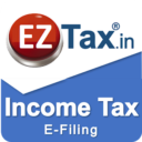 Income Tax Return, ITR eFiling App 2019 | EZTax.in App Download For Android
