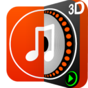 DiscDj 3D Music Player – 3D Dj Music Mixer Studio App Download For Android