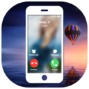 Phone X Full i Call Screen With Dialer App Download For Android