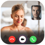 Fake Video Call - Fake Time Video Call Messanger