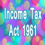 Info on Income Tax Act 1961