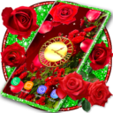 3D Red Rose Live Wallpaper 🌹 Spring Garden Themes Apk Latest Version Download For Android