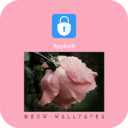 AppLock Theme Pink Rose App Download For Android