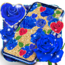 Blue golden rose live wallpaper App Latest Version  Download For Android