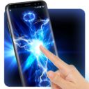 Electric Screen for Prank Live Wallpaper &Launcher App Download For Android