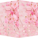 Pink Flower Theme – AppLock Apk Download For Android