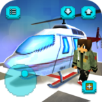 Helicopter Craft: Flying & Crafting Game 2018