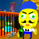 Sponge Neighbor Escape 3D App Download For Android and iPhone