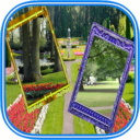 Nature photo frames dual: Photo editor & filters Apk Download For Android