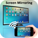 Screen Mirroring with TV : Mobile Screen to TV
