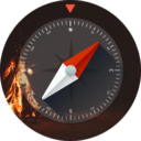 Smart Compass: GPS Coordinates – GPS Tracker Apk  Download For Android