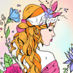 Color.ly - Number Draw, Color by Number