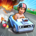 Boom Karts – Multiplayer Kart Racing Apk  Download For Android