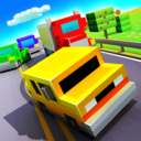 Blocky Highway: Traffic Racing App Latest Version Download For Android and iPhone