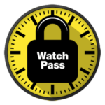 Watch password - Easy & strong Touch lock screen